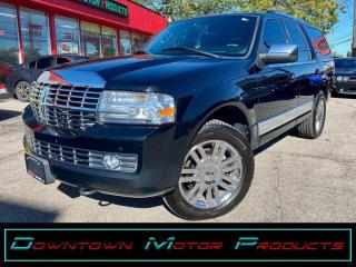 Used 2009 Lincoln Navigator ULTIMATE 4WD for sale in London, ON