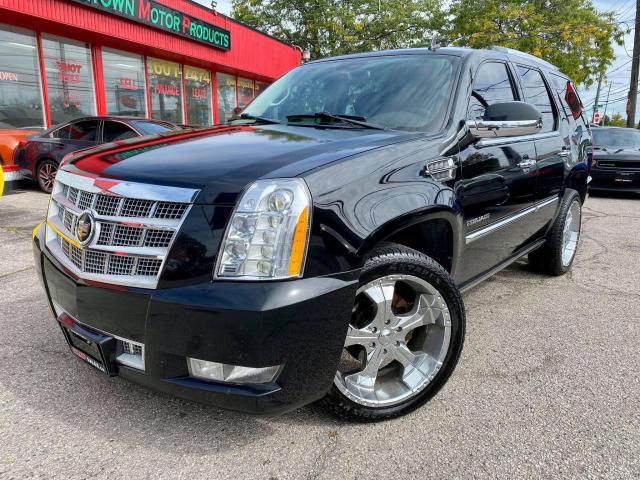 2013 Cadillac Escalade Platinum Edition 4WD