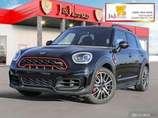 Used 2019 MINI Cooper Countryman John Cooper Works Sunroof, Navigation, Keyless Entry, Leather Seats for sale in Brandon, MB