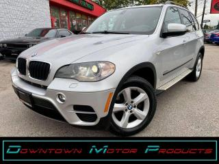 Used 2012 BMW X5 35i AWD 7 Pass for sale in London, ON