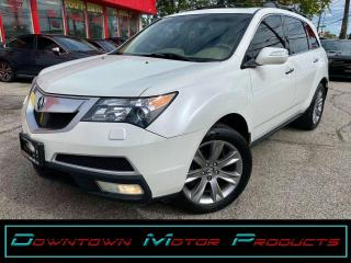 Used 2013 Acura MDX Elite 4WD for sale in London, ON