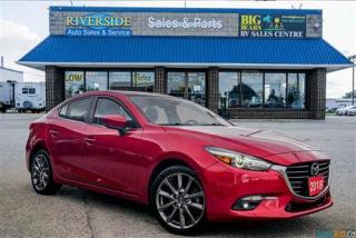 Used 2018 Mazda MAZDA3 s Grand Touring for sale in Guelph, ON