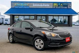 Used 2014 Kia Forte LX A6 for sale in Guelph, ON