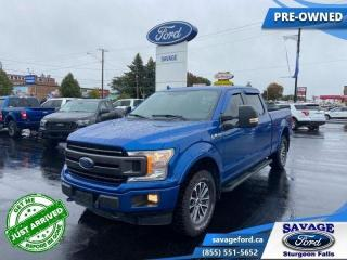 Used 2018 Ford F-150 XLT  - Navigation - $314 B/W for sale in Sturgeon Falls, ON