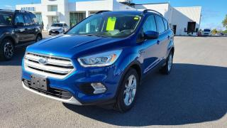Used 2018 Ford Escape SEL - HEATED LEATHER, APPLE CARPLAY / ANDROID AUTO for sale in Kingston, ON