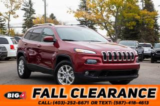 Used 2015 Jeep Cherokee North for sale in Calgary, AB