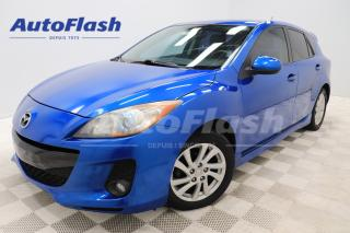 Used 2012 Mazda MAZDA3 GS-TOURING SPORT/HATCHBACK *TOIT *CUIR for sale in Saint-Hubert, QC