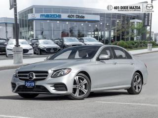 Used 2019 Mercedes-Benz E-Class E 300 NO ACCIDENTS| PREMIUM PACKAGE| INTELLIGENT D for sale in Mississauga, ON