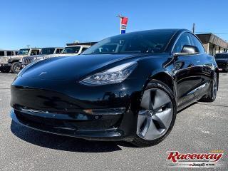 Used 2020 Tesla Model 3 | MOONROOF | LEATHER | 423KM RANGE for sale in Etobicoke, ON