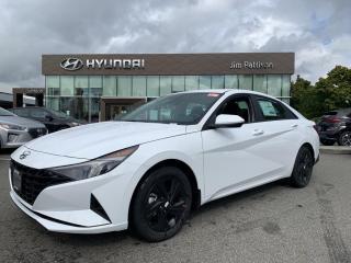 New 2022 Hyundai Elantra Preferred for sale in Port Coquitlam, BC