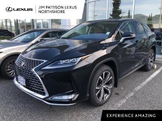 New 2022 Lexus RX 350 Luxury for sale in North Vancouver, BC