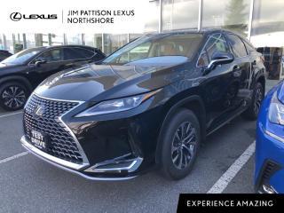 New 2022 Lexus RX 350 PREMIUM for sale in North Vancouver, BC