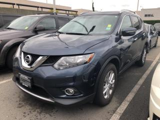 Used 2015 Nissan Rogue SV AWD for sale in North Vancouver, BC