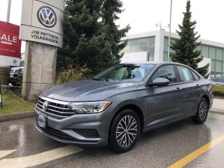 New 2021 Volkswagen Jetta SEL for sale in Surrey, BC