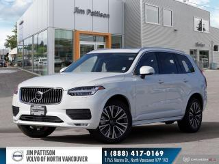 New 2021 Volvo XC90 T6 Momentum NEW VEHICLE - $5,000 OFF for sale in North Vancouver, BC