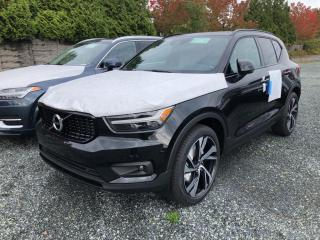 New 2022 Volvo XC40 T5 R-Design for sale in Surrey, BC