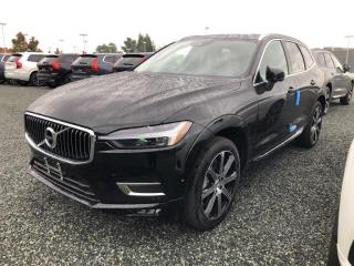 New 2021 Volvo XC60 T6 Inscription for sale in Surrey, BC