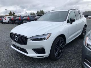New 2021 Volvo XC60 Recharge Plug-In Hybrid T8 R-Design for sale in Surrey, BC