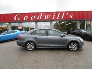 Used 2015 Volkswagen Jetta Sedan GREAT MILEAGE! AUTOMATIC! for sale in Aylmer, ON