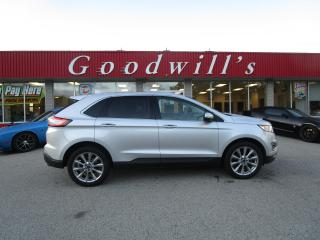 Used 2017 Ford Edge GREAT LOW MILEAGE! CLEAN CARFAX! FWD! for sale in Aylmer, ON