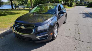 Used 2015 Chevrolet Cruze 2LT for sale in Roxboro, QC
