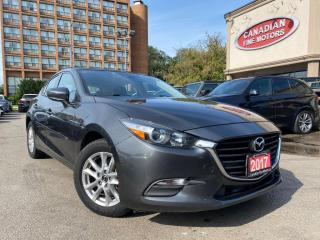 Used 2017 Mazda MAZDA3 AUTO GS | BSM | BACK UP CAM | SMART DEVICE INTERGARTION | for sale in Scarborough, ON