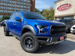 Used 2018 Ford F-150 CLEAN CARFAX |SUPERCREW 5.5' Box| NAVI | CAM | LEATHER |ROOF for sale in Scarborough, ON