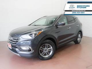 Used 2017 Hyundai Santa Fe Sport LOW KM   1 OWNER   SUNROOF  - $154 B/W for sale in Brantford, ON