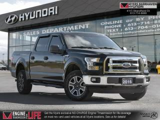 Used 2016 Ford F-150 XLT  - SiriusXM - $304 B/W for sale in Nepean, ON