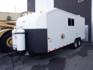 Used 2007 VANGUARD OT 250 Office Trailer  21 Foot for sale in Burnaby, BC