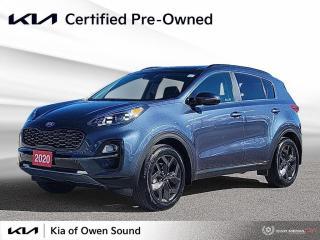 Used 2020 Kia Sportage EX PREMIUM S for sale in Owen Sound, ON