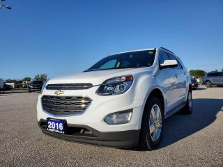 Used 2016 Chevrolet Equinox LT for sale in Sarnia, ON