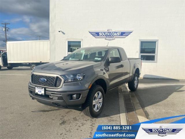 2021 Ford Ranger XLT  - $258 B/W