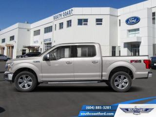 New 2018 Ford F-150 Lariat  - Sunroof - $368 B/W for sale in Sechelt, BC