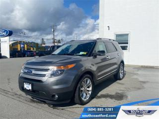 Used 2014 Ford Explorer XLT  - Leather Seats -  Heated Seats - $173 B/W for sale in Sechelt, BC
