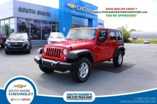 Used 2016 Jeep Wrangler UNLIMITED SPORT for sale in Bridgewater, NS
