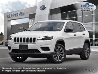 Used 2019 Jeep Cherokee Sport for sale in Ottawa, ON