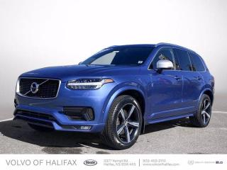 Used 2017 Volvo XC90 T6 R-Design for sale in Halifax, NS