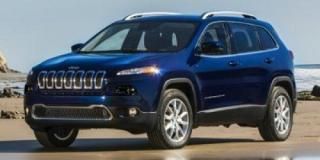 New 2016 Jeep Cherokee Sport for sale in Nanaimo, BC