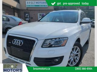 Used 2011 Audi Q5 quattro 4dr 3.2L for sale in St. Catharines, ON