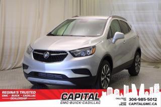 New 2022 Buick Encore Preferred AWD for sale in Regina, SK