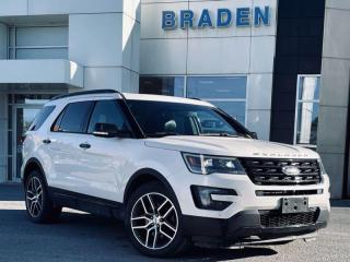 Used 2016 Ford Explorer SPORT for sale in Kingston, ON