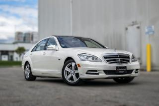 Used 2010 Mercedes-Benz S-Class Hybrid S400 I NAV I ROOF I BACKUP I GREAT CONDITION for sale in Toronto, ON