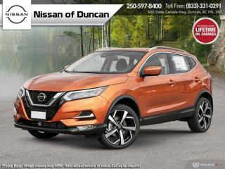 New 2021 Nissan Qashqai SL for sale in Duncan, BC