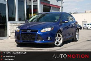 Used 2014 Ford Focus Titanium for sale in Chatham, ON