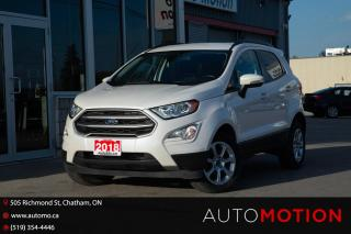Used 2018 Ford EcoSport SE for sale in Chatham, ON