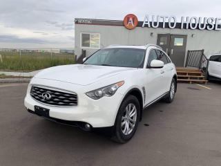 Used 2009 Infiniti FX35 AWD FULLY LOADED, DVDS for sale in Calgary, AB