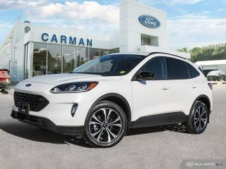 New 2021 Ford Escape SEL for sale in Carman, MB