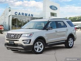 Used 2017 Ford Explorer XLT for sale in Carman, MB