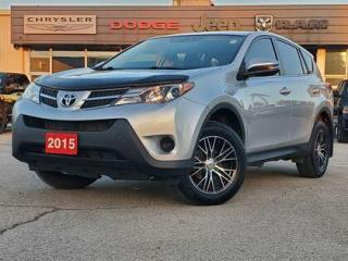 Used 2015 Toyota RAV4 SOLD BY TIM M! THANK YOU for sale in Listowel, ON